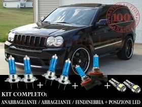 JEEP CHEROKEE 2008-2012 SET COMPLET