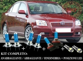 TOYOTA AVENSIS 2003-2008 SET COMPLE